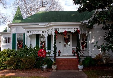 The Historic Reid House